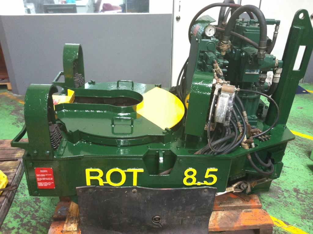 Roger Oil Tool Drill Pipe Tong 8500 | Blue Barrel Chemola